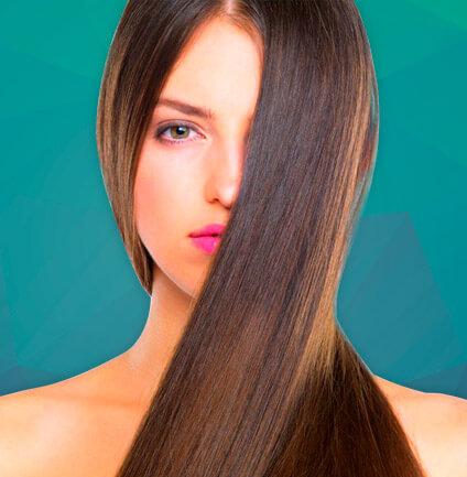 СКИДКА 50% на наращивание волос, 1 прядь - 50 руб.