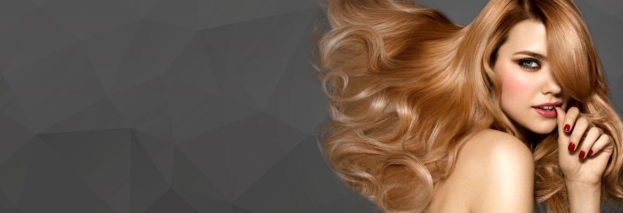 При окрашивании волос — УХОД В ПОДАРОК!